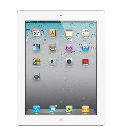 image of the Apple iPad 2