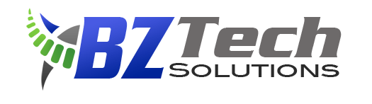 BZTech logo in small size