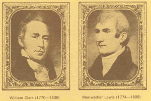 image of Lewis and Clark