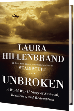 image of the book Unbroken