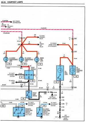 courtesy lights  CorvetteForum  Chevrolet Corvette Forum Discussion