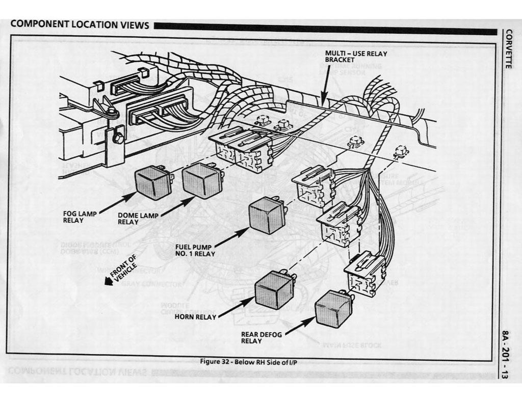 C4 Corvette Wiring Diagram Moreover Clarion Radio Wiring Diagram