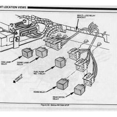 1982 Corvette Wiring Diagram Ford Ranger Radio Fuel Pump Relay Location 1985 Free Engine