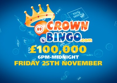 Crown Bingo Games