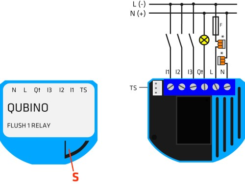 small resolution of z wave flush 1 relay electrical diagram