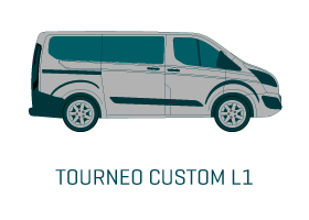 Ford Tourneo Custom L1