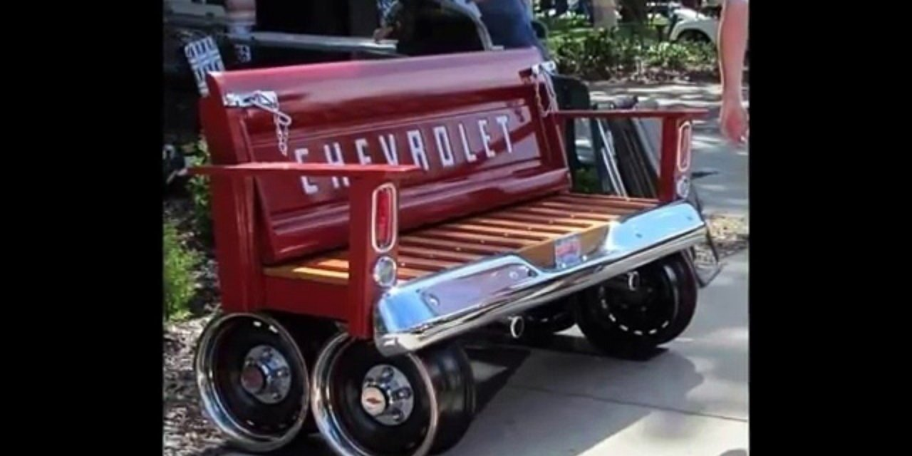 Creative Ideas To Reuse Old Car Parts | My Blog