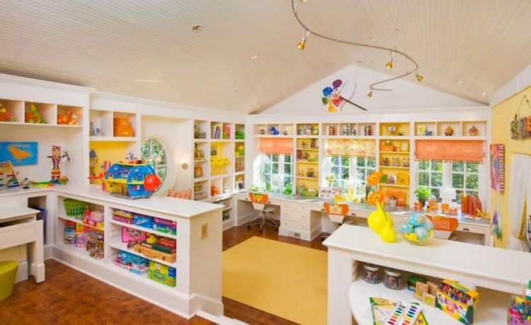 playroom designers nyc