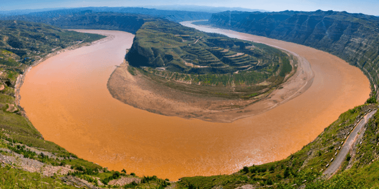 longest river in the world yellow river