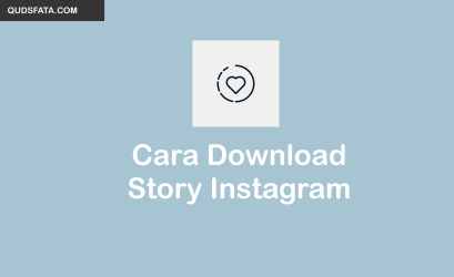 cara download story instagram