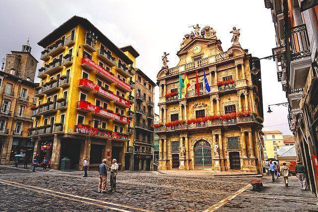 Que hacer en Pamplona Ayuntamiento