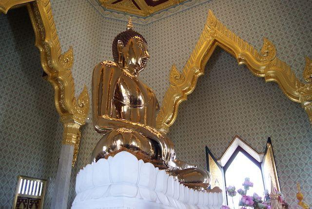 Bangkok Buda de oro