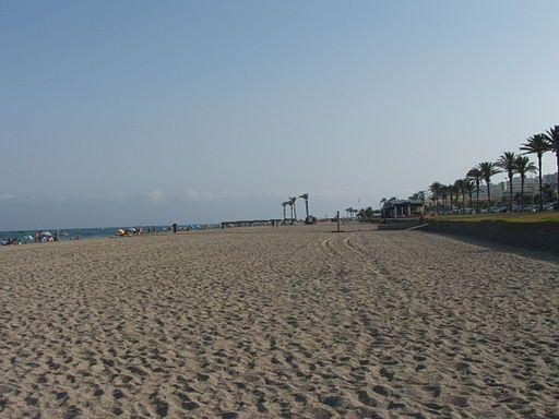 Playas de Roquetas de Mar