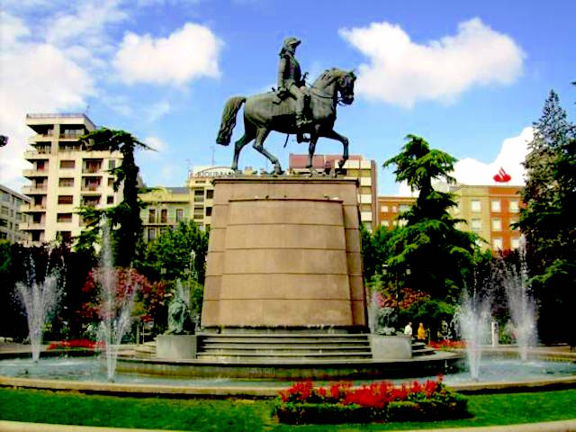 Estatua del General Espartero