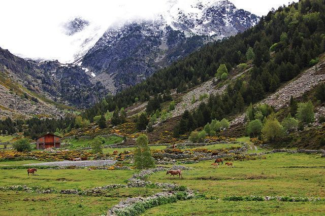 Paisajes Andorra