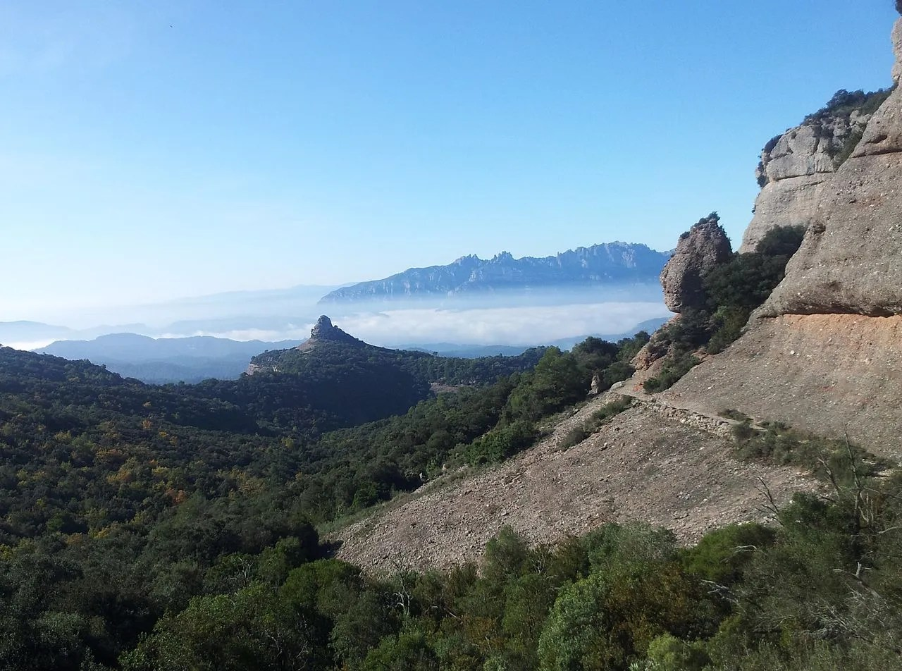 Parque Natural Sant Llorenç del Munt