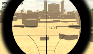 KING.NET Sniper 3D Game