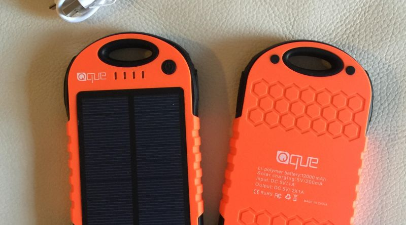 QueUSA.SolarCharger