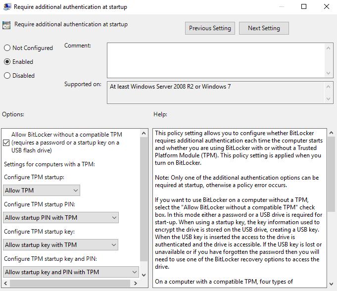 20160516.Que.com.BitLockerHowTo.Run.gpedit.Enabled.PNG