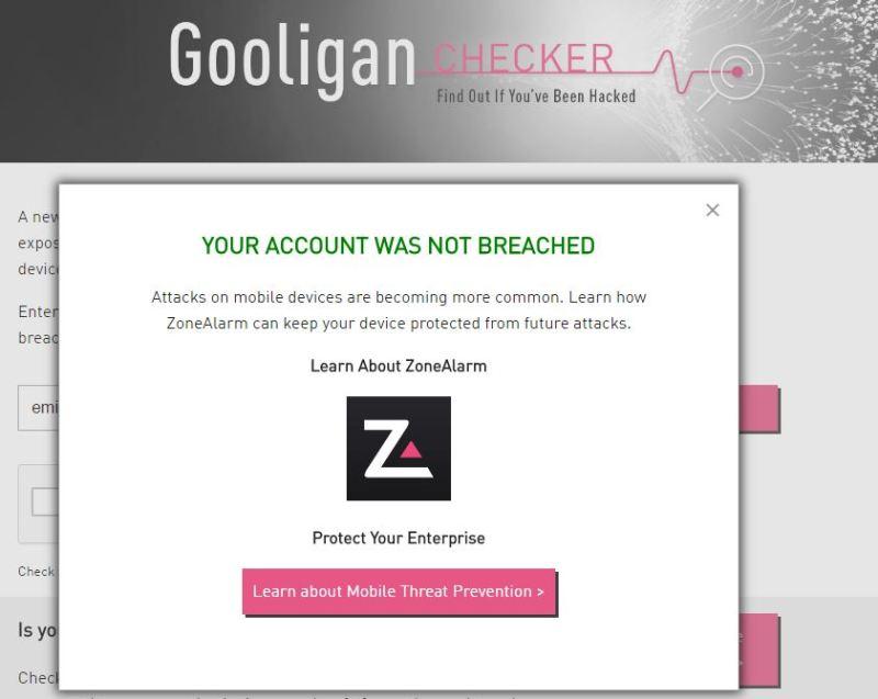 que-com-gooligan-malware-checker