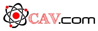 CAV.com.logo
