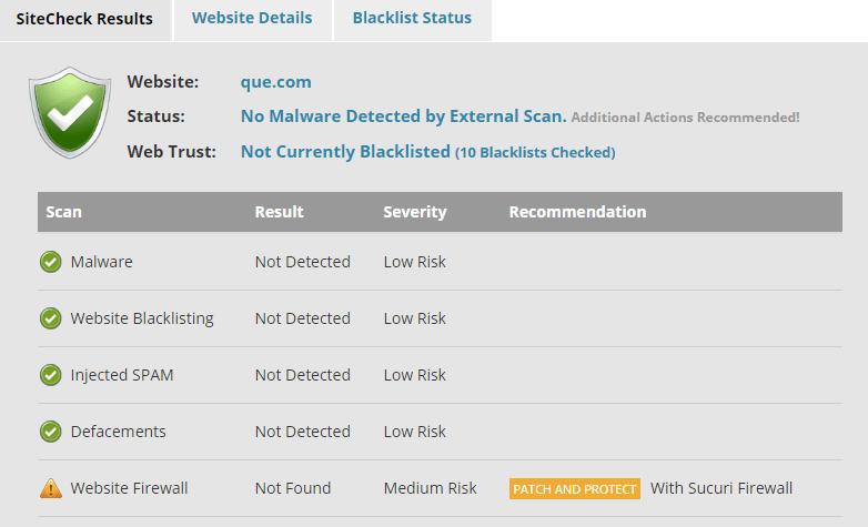 QUE.com.SECURI.net.SiteCheckResults.PNG