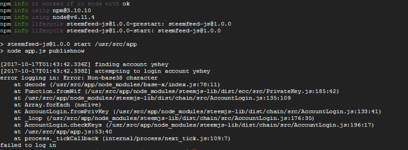 YEHEY.com.docker.logs.feed