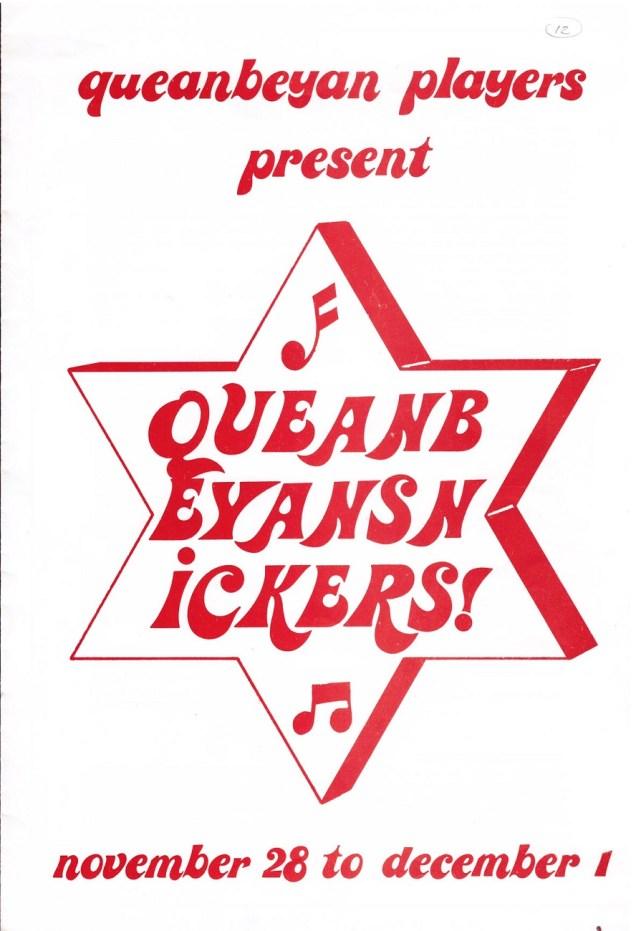 1979 Queanbeyan Snickers