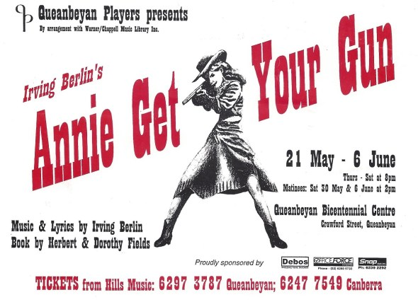 1998 Annie Get Your Gun