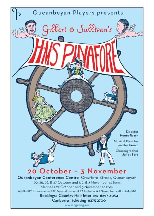 2007 HMS Pinafore