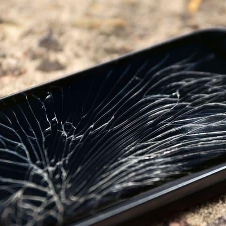 Pourquoi porter montre téléphone cassé