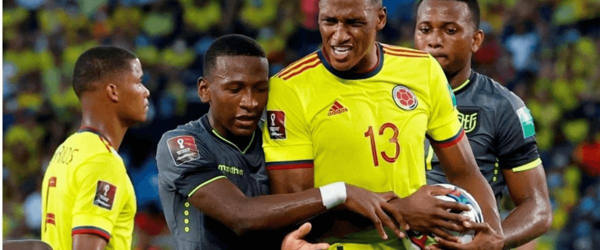 """""""Mano casual, pero mano"""": audio del VAR en gol anulado de Yerry Mina"""