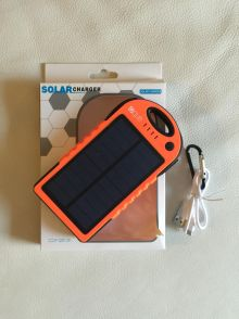 Que.SolarCharger
