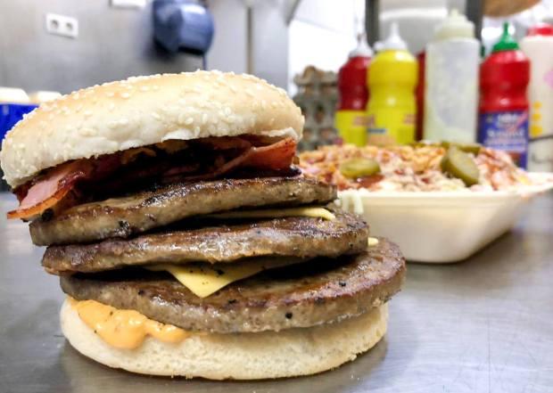 Empire State Burger New Machin