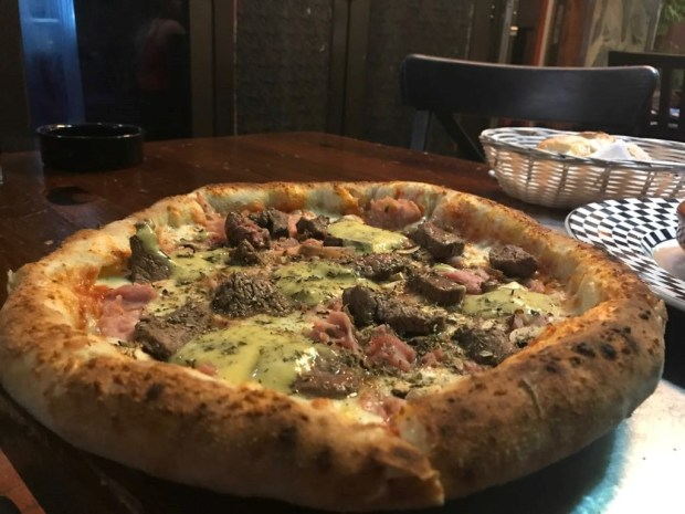 Pizza Addio Mare