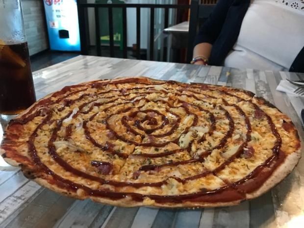 pizza monthy