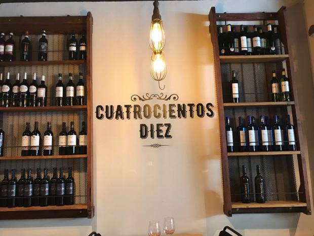 Restaurante 410