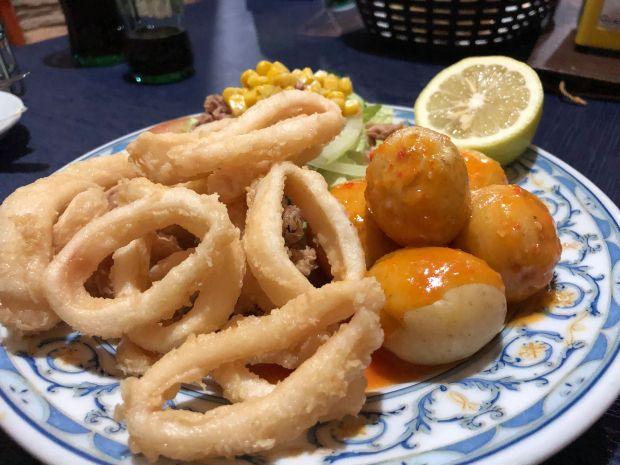 Calamares saharianos el cumbrero