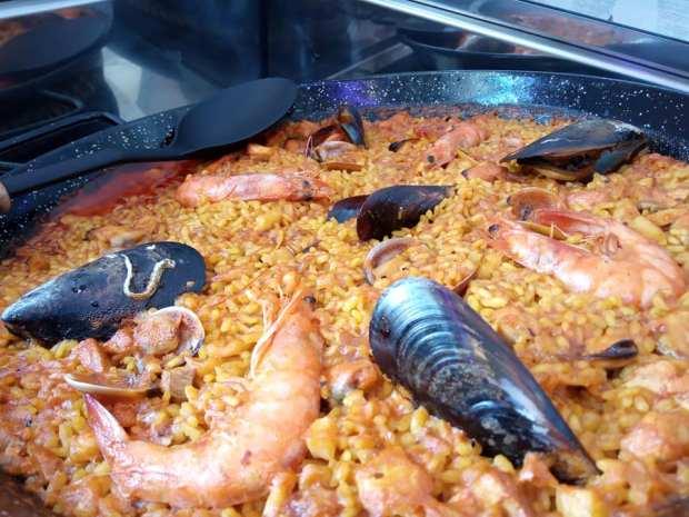 Paella de mar Directo al grano by Nesta