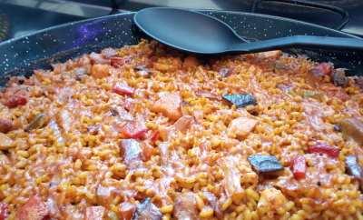 Paella Directo al grano by Nesta