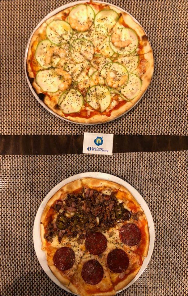 Pizzas Pizzeria Cachitos