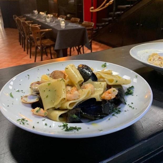 Pasta Gran Torino