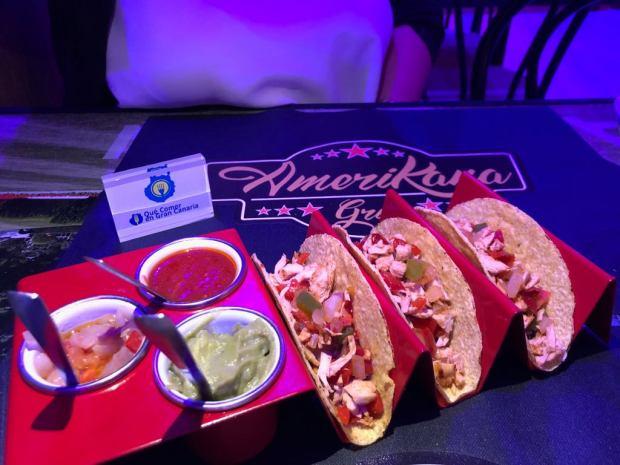 Tacos Amerikana Grill