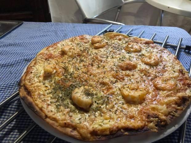 pizza artesanal el cocodrilo