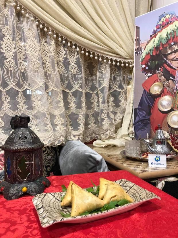 Briouates marroquí