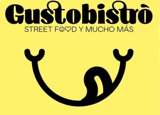 logo gusto bistró street food