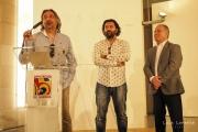 <h5>Premios Pirineos Sur 2016</h5><p>Premiados con Miguel Gracia</p>