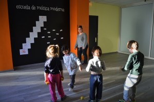 Mumo, Escuela de Rock'n'Roll - Quedamos en Huesca