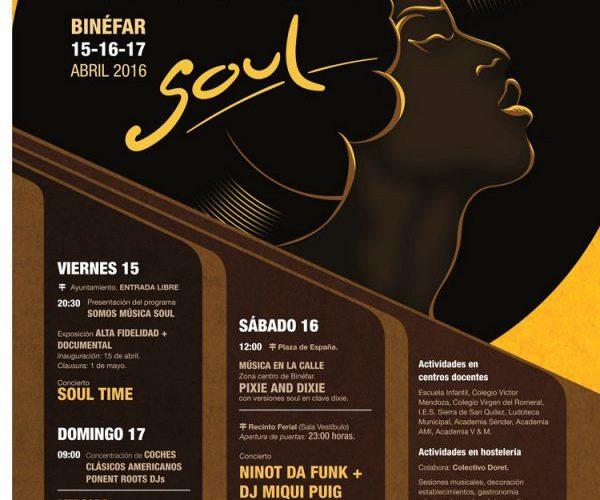 somos música soul