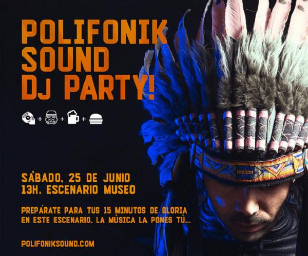 polifonik sound dj party